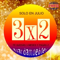 3x2 Guardamuebles IMB